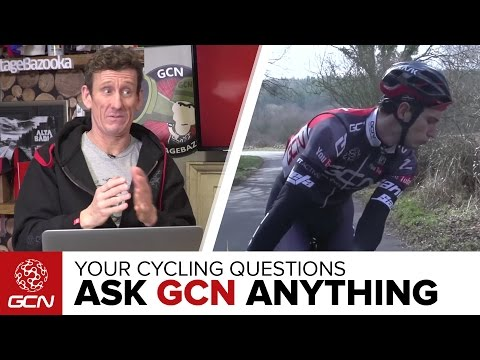Common Winter Cycling Questions | Ask GCN Anything About Cycling