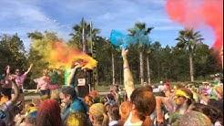 Color in Motion - 5K - Jacksonville, FL 11-9-13