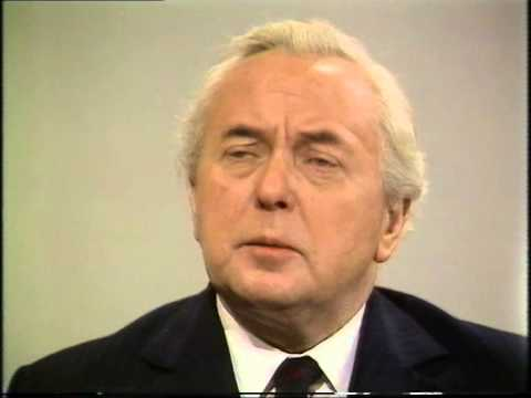 Harold Wilson - Labour - Thames Television
