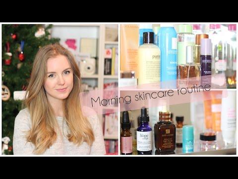 Morning Skincare Routine   Axelle Blanpain