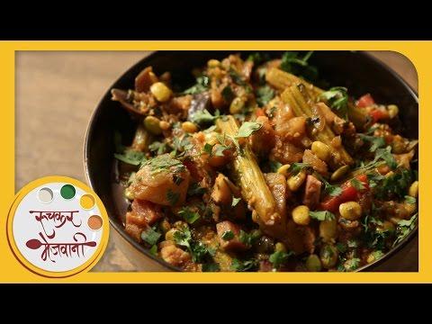 Bhogichi bhaji mix vegetable sabzi bhogichi bhaji mix vegetable sabzi traditional recipe by archana in marathi forumfinder Choice Image