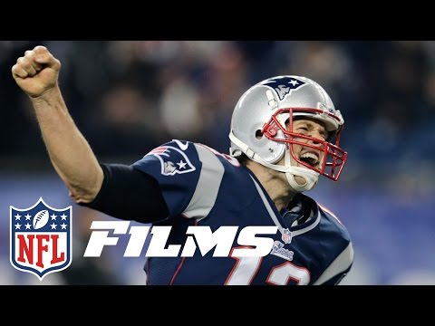 #2 Tom Brady | NFL Films | Top 10 Quarterbacks of All Time