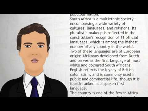 South Africa - Wiki Videos