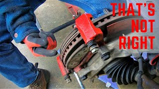 CHECK YOUR BRAKES! This Quick Fix Can Save a Big Problem Later