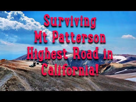 "Surviving Mt Patterson, One Of The ""World's Most Dangerous Roads.""*"