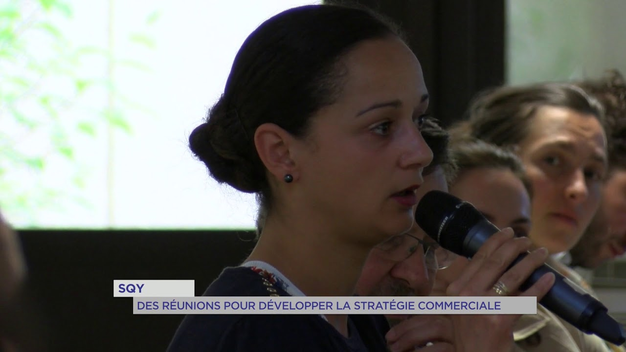 SQY : Développer la stratégie commerciale