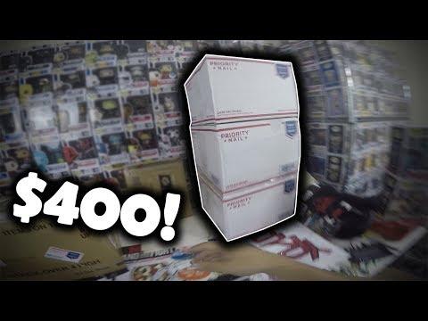 $400 FAN MAIL!!