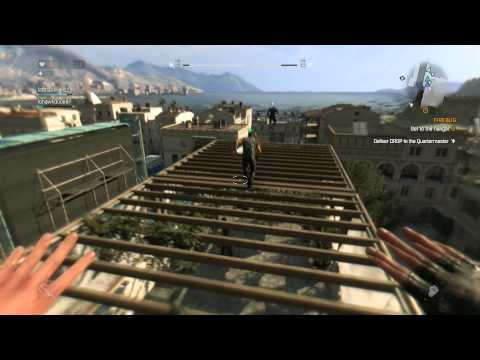 Dying Light Parkour - Gameplay