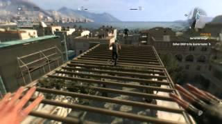 Dying Light Free Roam - 3 Man Parkour Gameplay