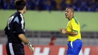 Ronado Show vs Argentina 2004 World Cup Qulaifications