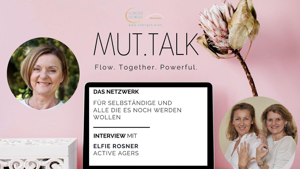 Mut.talk #3 Gespräch mit Business - Coach Katharina Müller