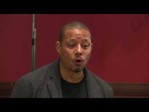Oxford Union: My Brother Talk's About Music Industry In Atlanta With Terrence Howard
