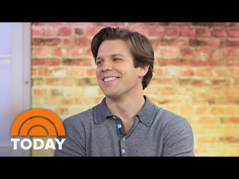 Jake Lacy Talks About New Showtime Series 'I'm Dying Up Here' | TODAY