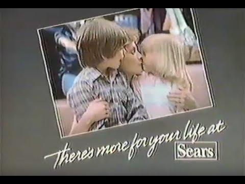 1983 Sears Roebuck Commercial