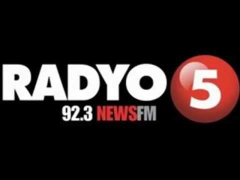 Radyo 5 92.3 News FM 2014 Sign-OFF Notice