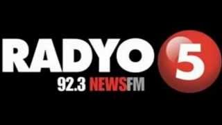 Radyo 5 92.3 News FM 2014 Sign-OFF Notice