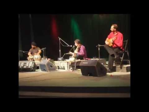 Mega Euro-Indo-Arabic Jazz Jam Session in Cairo - Raag Bageshri