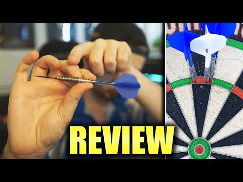 Review: Die neuen Martin Schindler Darts