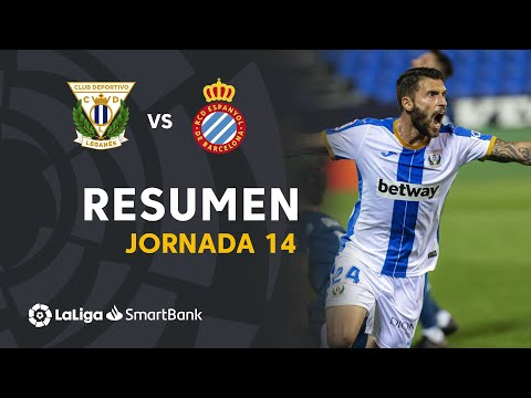 Leganes Espanyol Goals And Highlights