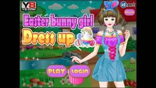 Easter Bunny Girl Dress Up - Y8.com Online Games by malditha