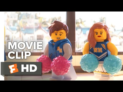The Lego Ninjago Movie Clip - Boo Lloyd (2017) | Movieclips Coming Soon