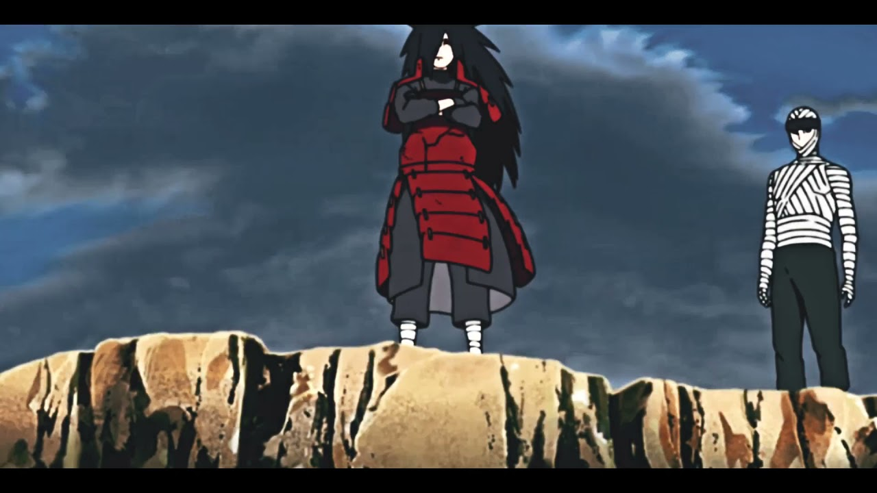 Download P R B L M S - Madara Vs Shinobi Alliance    After Effects Edit