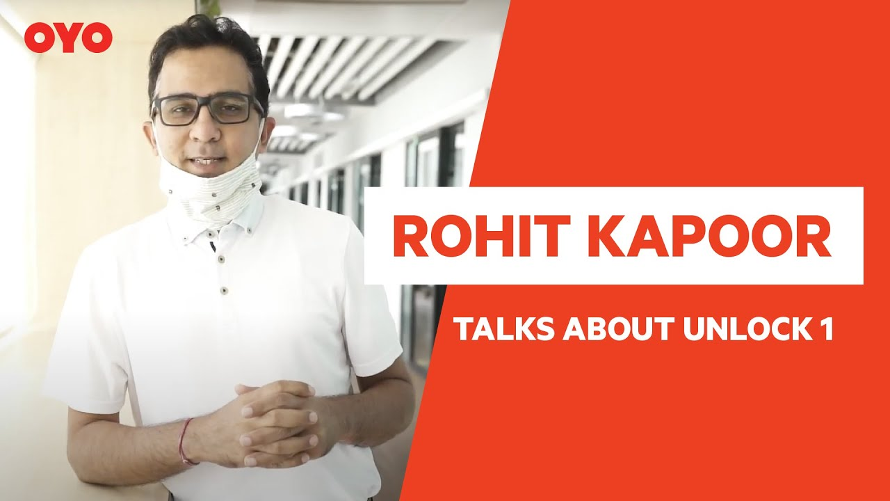 Rohit Kapoor | Address to OYO Partners
