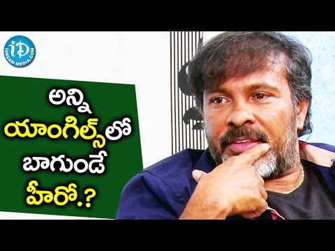 Which Actor Is Good From All The Angles - Chota K Naidu || Frankly With TNR || Talking Movies