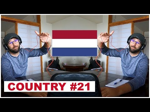 REACT TO EUROVISION 2019: #21 THE NETHERLANDS