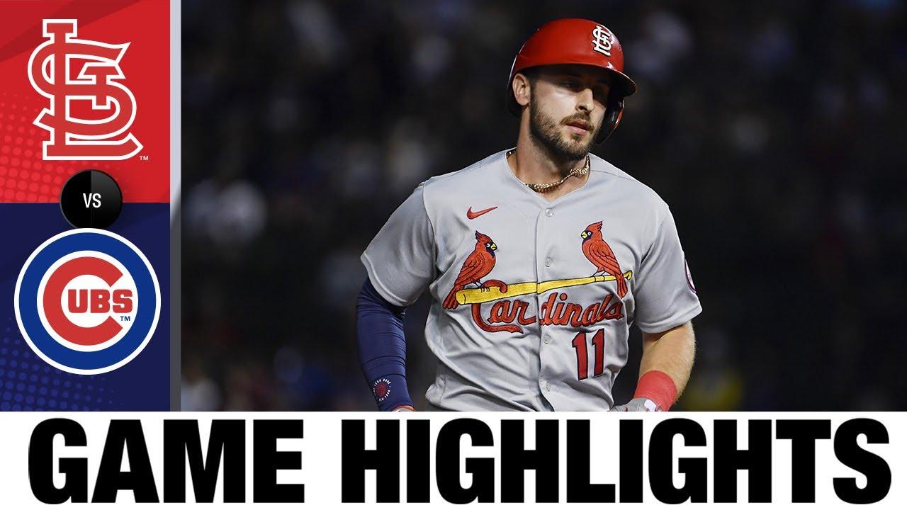 Download Cardinals vs. Cubs Game 2 Highlights (9/24/21)   MLB Highlights