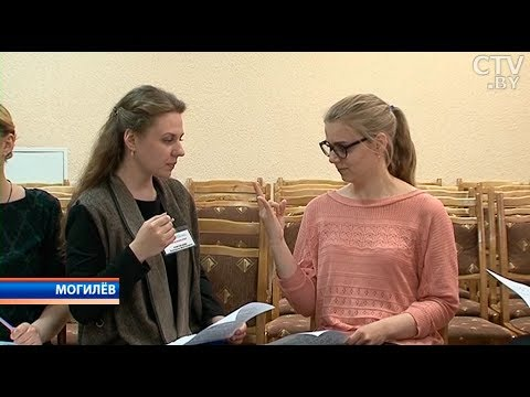 знакомство с глухонемыми верующеми