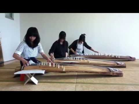 Kinki University Traditional Music Ensemble