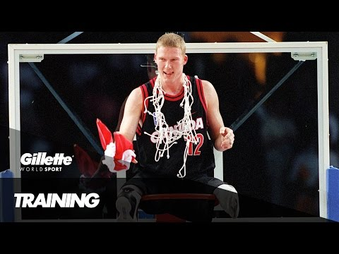 Ruling the Court with Patrick Anderson | Gillette World Sport