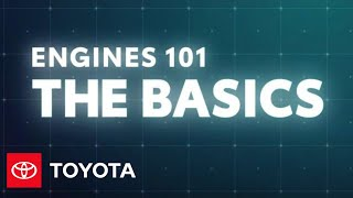 homepage tile video photo for Engines 101: The Basics of How Engines Work | Toyota