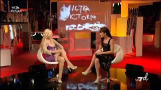 Victor Victoria Senza Filtro - Tra gli ospiti: Belen Rodriguez (25/04/2013)