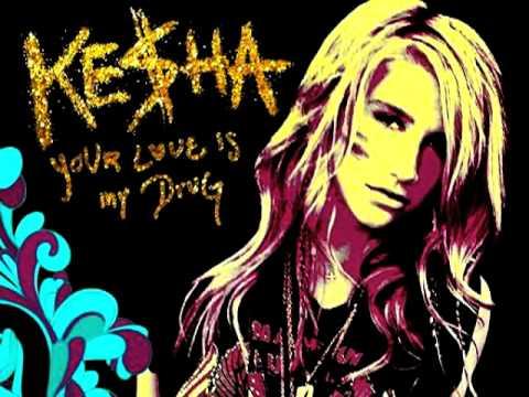 Ke$ha - Your Love Is My Drug(Dave Aude Remix) [HQ Download]