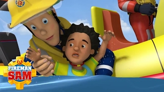 Fireman Sam | Sam saves Pontypandy | Cartoons for Children 🔥🔥 🚒 🚒