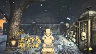 Krypt Location 3,610 Koins -Garden of Despair (-5,10)- MKX