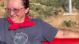 Авария на подъёмнике гора Бабадаг. Олюдениз. Фетхие. Турция 14 августа 2021. Что Под Лаком.