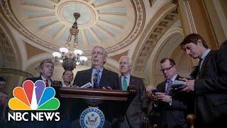 Mitch McConnell Convinced Government Shutdown Won