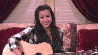 Megan Nicole covers Justin Bieber