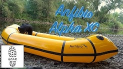 "Sneak Peek: UL-Packraft ""Alpha XC"" von Anfibio"