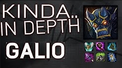 """Kinda In-Depth - Galio"" League of Legends 6.22 Champion Guide"