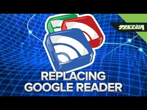 The Best Google Reader Replacements!