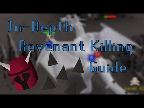 In-Depth Revenants Guide For OSRS