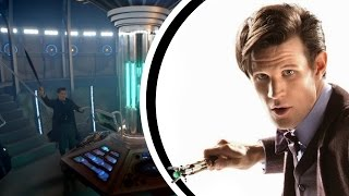 Repeat youtube video Doctor Who: The Majestic Tale (Of a Madman in a Box) - The Day of the Doctor Update