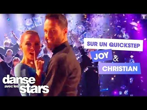 DALS S08 - Joy Esther et Christian Millette pour un quickstep sur