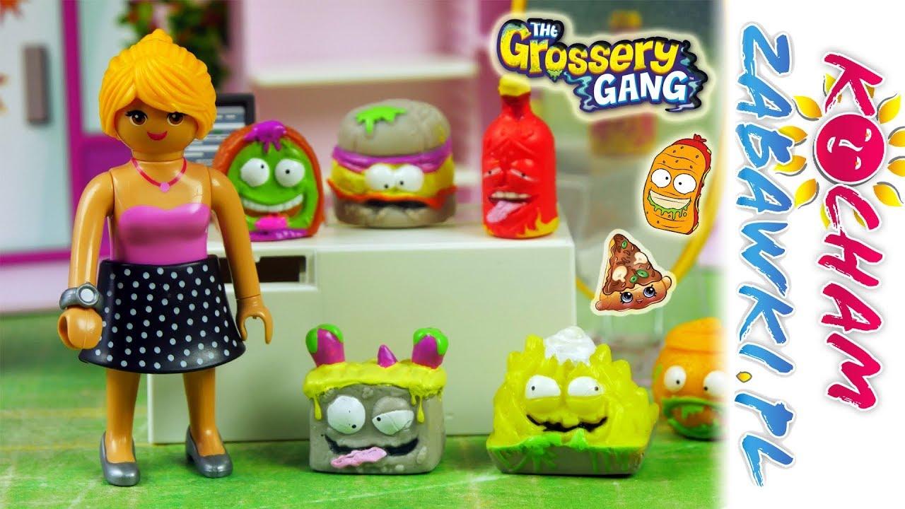 Playmobil Fashion Girls • Śmierdzący klienci w butiku • Grossery Gang • Bajki po polsku