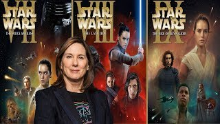 Kathleen Kennedy talks Star Wars Sequels strategy