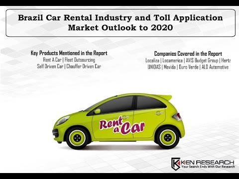 Brazil Car Rental Industry and Toll Application Market Outlook To 2020